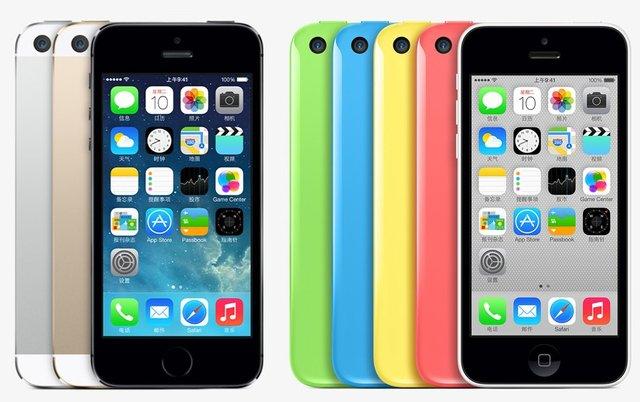 想换新iPhone的小伙伴来看 5S/5C购买指南