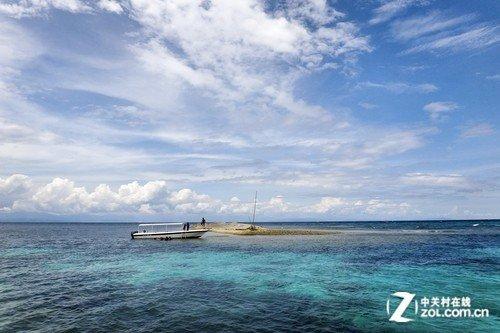 享热带风情 索尼TX20行摄沙巴亲水之旅
