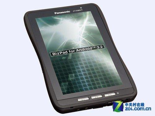 松下发两款三防平板 可换电池支持NFC