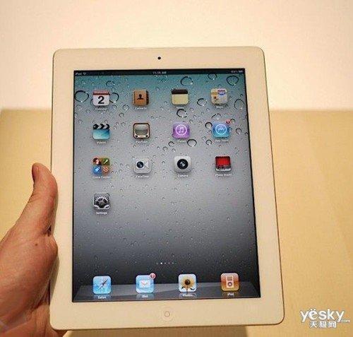 苹果iPad2 3G+Wifi(32GB)国行版售价为4700