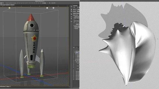 Photoshop推出新组件 支持3D打印输出