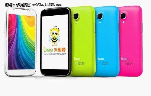 剑指小米 bee 小蜜蜂智能手机本月上市