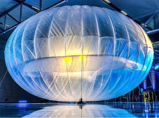 """谷歌""""空中信号塔""""热气球已能连续使用半年"""