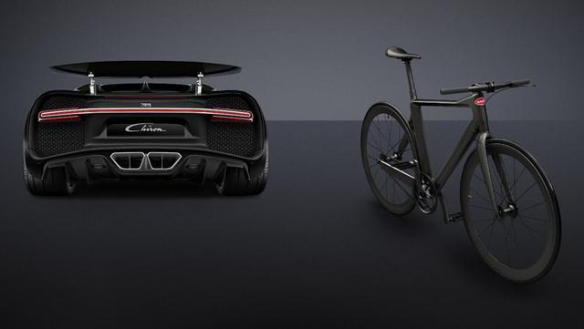 3.9万刀的布加迪自行车 你还是看看就行了