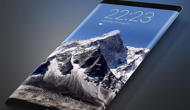 新iPhone又遭扒皮 金属中框+四曲面玻璃机身