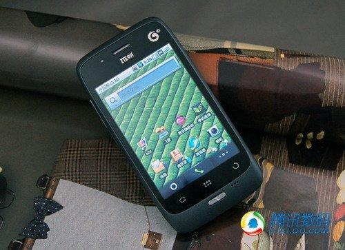 千元3G安卓智能手机 中兴U830详细评测