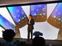 介绍Galaxy Nexus设计