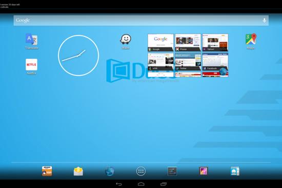 DuOS-M:在Windows上运行Android系统