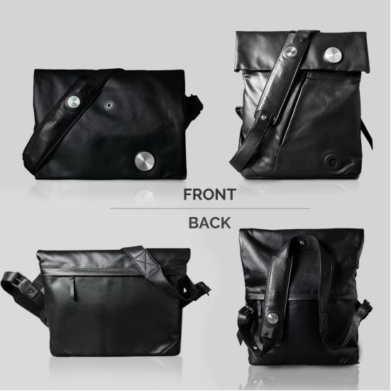 连背包都智能了 Urban Bag智能包包来了!