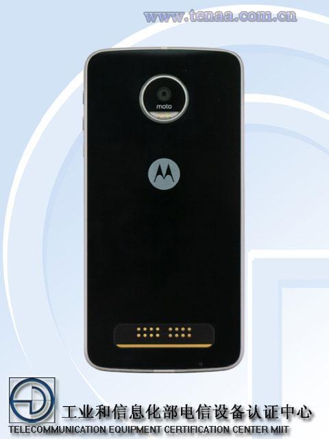 Moto Z Play国行获入网许可 5.5寸屏+骁龙625