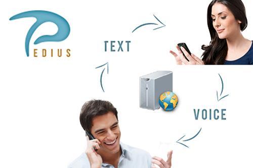 聋哑人打电话不是难题 机器人帮你文本转语音