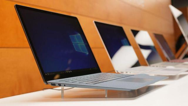 Surface笔记本原型机现身 居然有2个USB-C接口