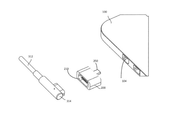 新专利显示 MacBook的MagSafe磁力接口或将回归