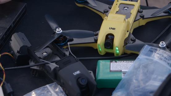 竞速无人机Draco亮相CES 速度高达161千米/时
