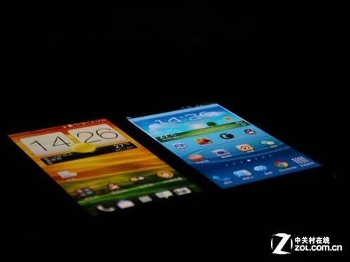 四核争霸 HTC One X拼三星GALAXY S Ⅲ