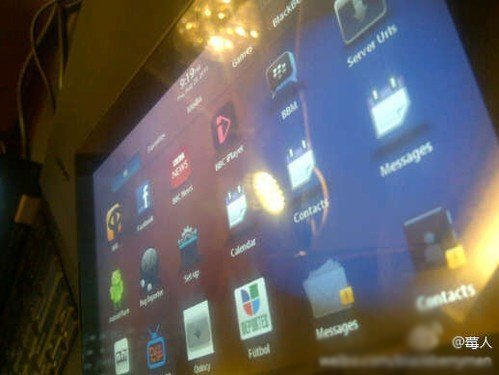 BES/中文加入 黑莓Playbook OS2.0新截图