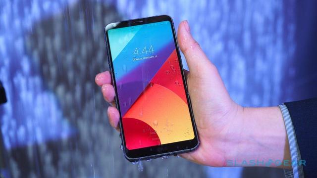 外媒试用LG G6:设计漂亮 处理器让人失望