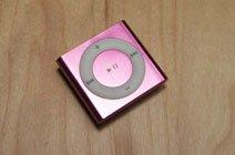 苹果第四代iPod shuffle