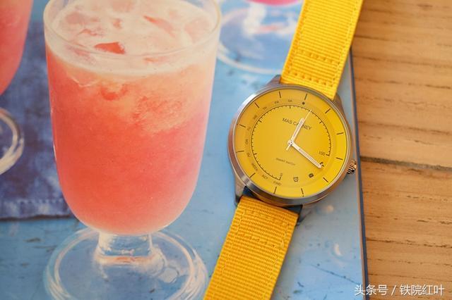 【寒武计划】马斯凯尼智能手表发布 一年一充电