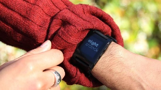 Pebble智能手錶的工作原理與構造解析
