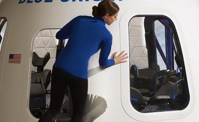 普通人可乘坐的太空舱曝光!同时可乘坐6位乘客