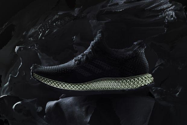 阿迪将量产3D打印运动鞋 年内有5000双供你抢