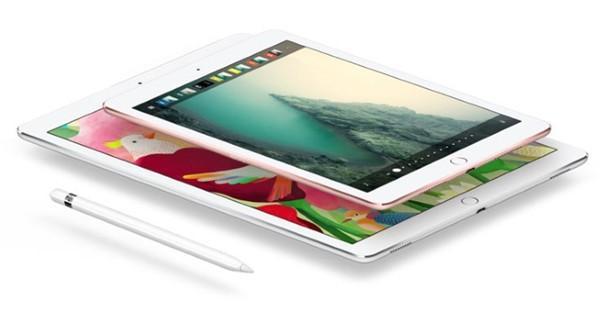 新款10.5英寸iPad进入试生产阶段,或将4月发布