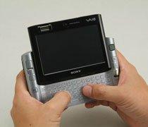 2006年:UX系列掌上明珠