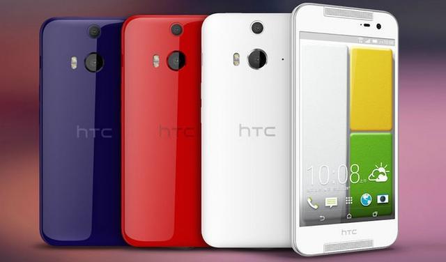 双镜头HTC Butterfly 2开卖 港行约售4360元