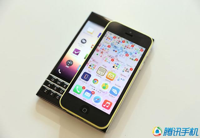 黑莓passport评测:最好的BB10手机