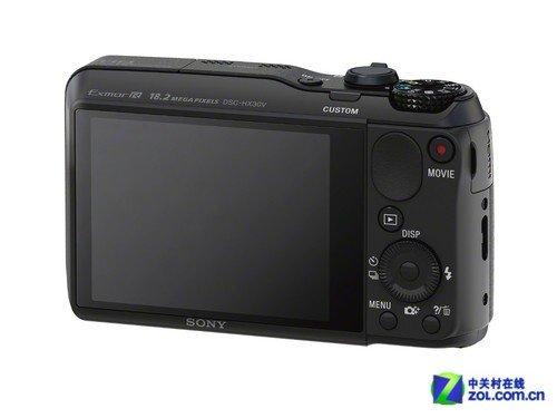索尼HX30V/HX20V/HX10V便携DC新品发布