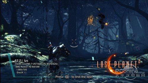三星700g娱乐本评测 3d游戏效果出色
