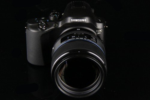 大光圈人像利器 评三星85mm F1.4镜头