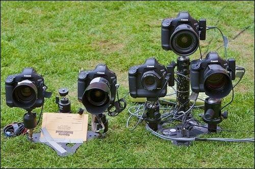 奥运报道谁作主 揭秘体育摄影记者装备