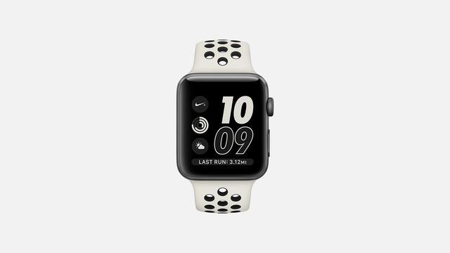 Apple Watch又发新表 难道就是换新的Nike+表带?