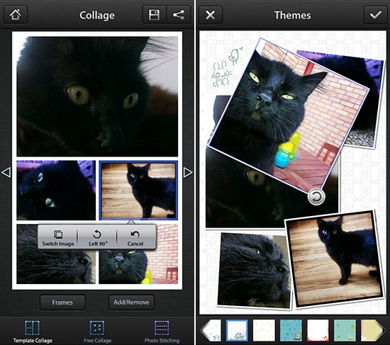 Fotor:四合一多功能Android拍照软件