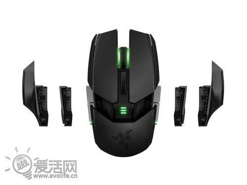 RAZR推出大小可变的游戏鼠标 售130美元