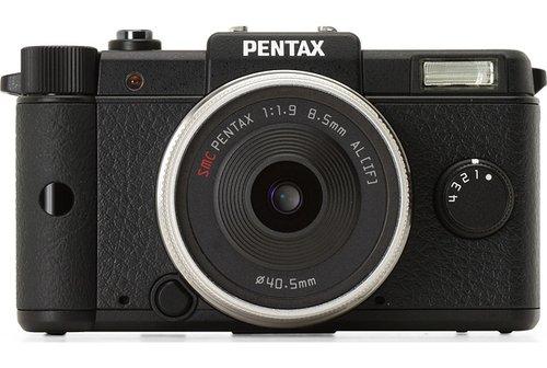 史上最小微单相机 宾得Q全国同步上市