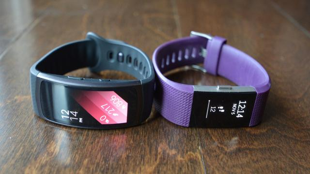 Gear Fit 2对比Fitbit Charge 2 谁更好用?