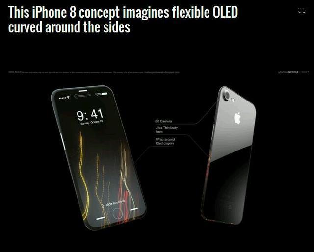 传下代iPhone共有10款原型机 分辨率将超2K