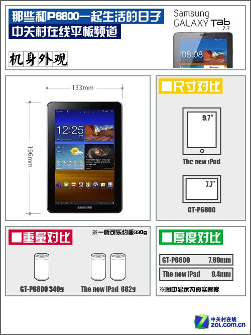 三星Galaxy Tab 7.7评测 界面实用性强