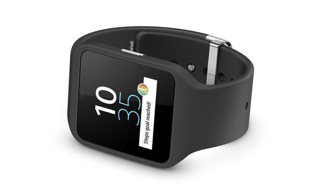 索尼推Android Wear平台智能手表SmartWatch 3