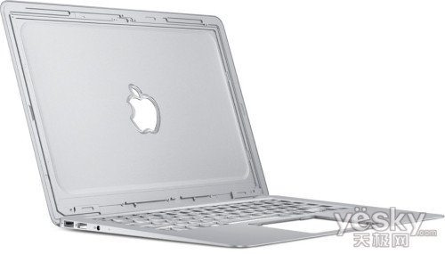 苹果重启Apple Store 新MacBook Air已上市