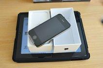 苹果iPhone 4全身照