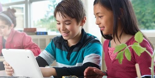 英特尔面向教育市场发布两款Android平板电脑