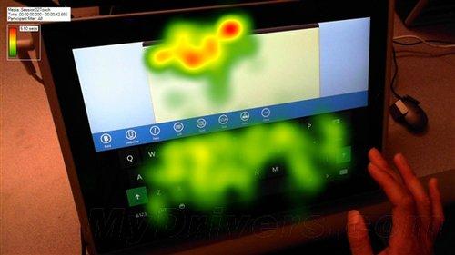Windows8触控虚拟键盘诞生记 速度第一