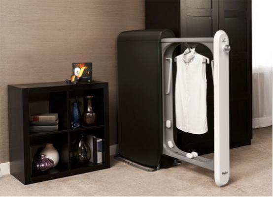 家用干洗机VS洗衣服务 谁将成未来洗衣趋势