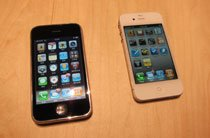 苹果iPhone 4外形更小巧