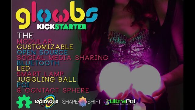 这个Glowbs智能LED球超好玩 真适合XX捞的服务员