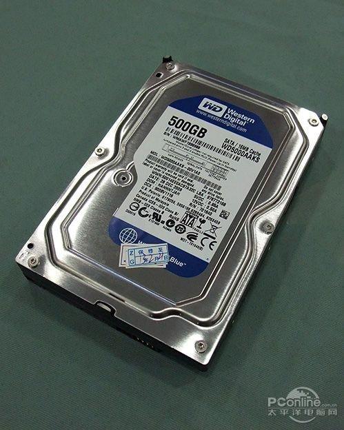 500g硬盘再创新低只要265